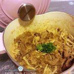 沙嗲金菇粉絲肥牛煲(附食譜)