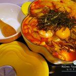韓式泡菜海鮮豆腐鍋(附食譜)