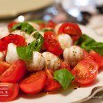 意大利卡布里沙律 Caprese Salad(附食譜)