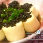 家常欖菜蒸玉子豆腐(附食譜)