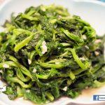 蒜蓉炒豆苗(附食譜)