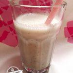 黑芝麻香蕉豆奶(附食譜)