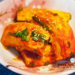 韓式辣醬豆腐燒(附食譜)