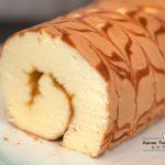 柚子千葉紋蛋糕卷(附食譜)