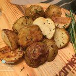 迷迭香焗馬鈴薯(附食譜)