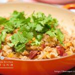 臘味糯米飯﹣健康蒸版(附食譜)