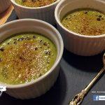 抹茶焦糖燉蛋 Matcha Creme Brûlée(附食譜)